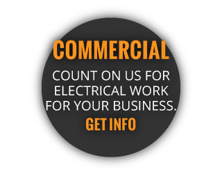 Commercial | Count on us for electrical work for your business. | Get Info